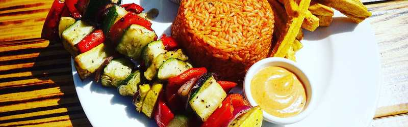 Freetown kitchen Pan African Soul food