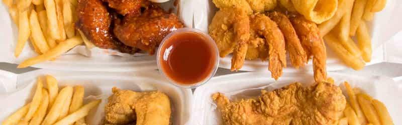 JJ Fish & Chicken