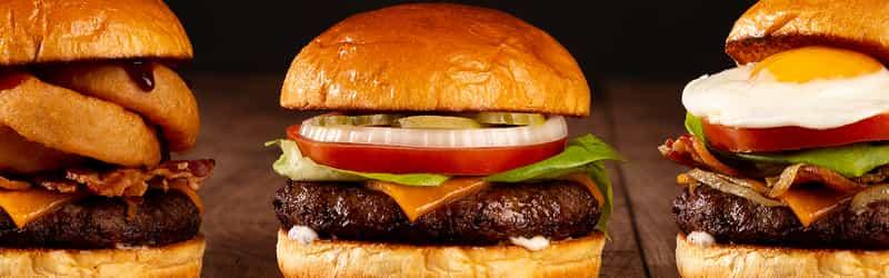 Belmonty's Burgers