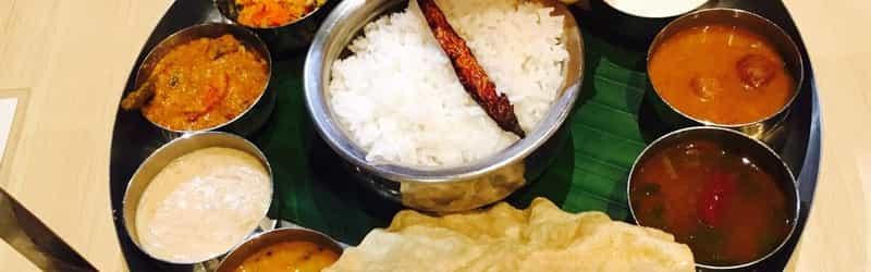 Adyar Ananda Bhavan/ A2B Indian Veg Restaurant