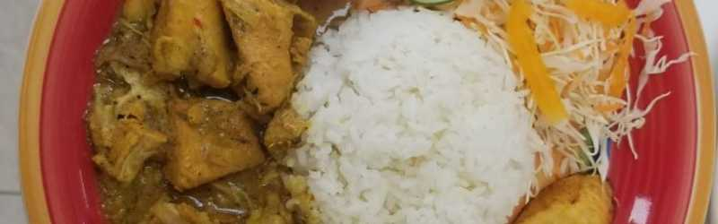 McKenzie's island cuisine