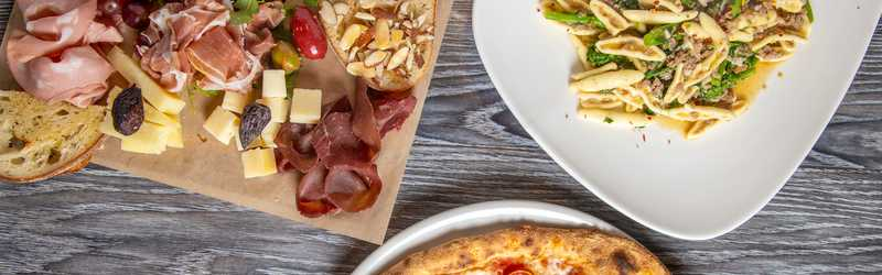 Via Italia Woodfired Fired Pizza & Bar