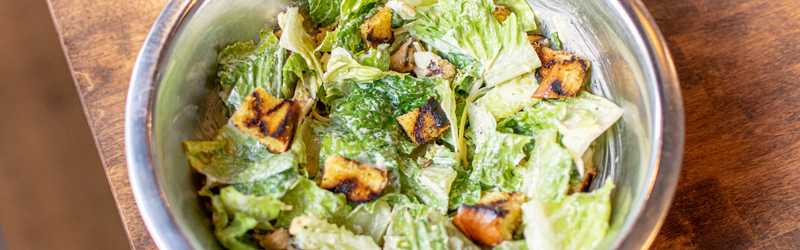 First Course Salad Kitchen