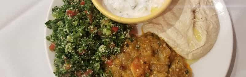 Nazif's Mediterranean Grill