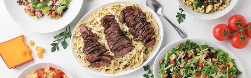 Noodles & Greens