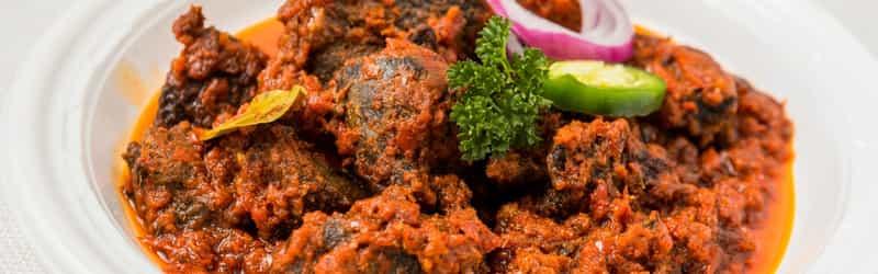 Hajar's Spicy Suya