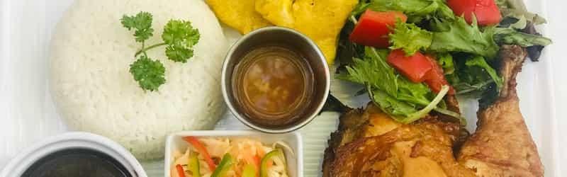 La Belle Ciliana cuisine Haïtienne