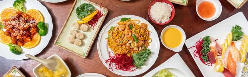 New South Ocean Chinese & Japanese Restaurant