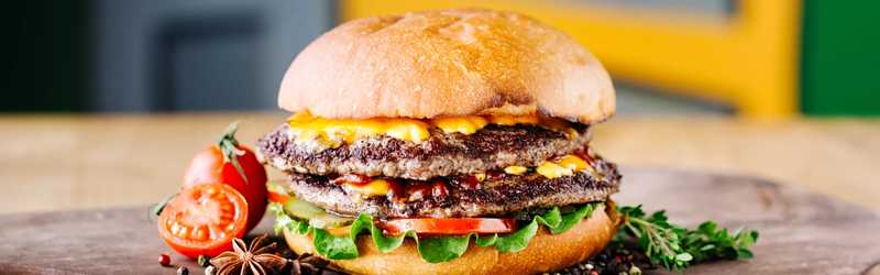Wham-O-Burger