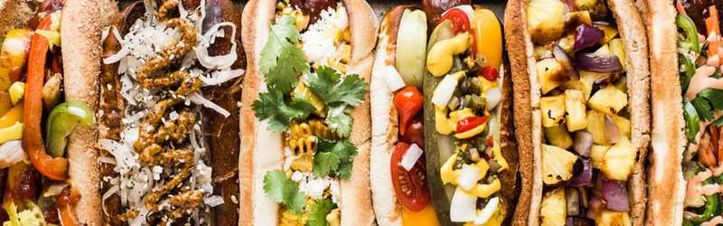 McCormack's Chicago Style Hot Dogs
