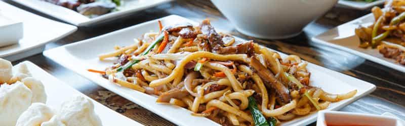 New Leaf Chinese & Japanese Cuisine