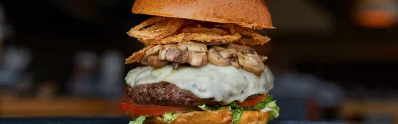 The Counter Burger