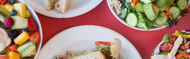 Mrs. Winston's- L.A.'s Best Salad &  Juice Bar