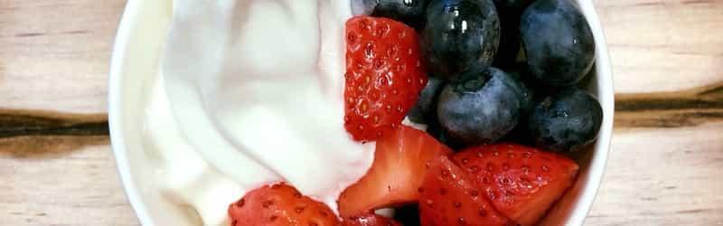 Mikey's Frozen Yogurt