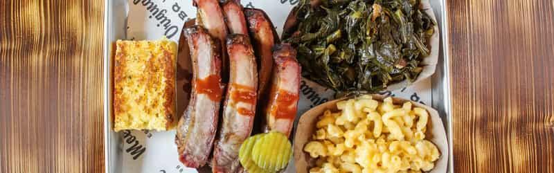 Moe's Original BBQ (Hillsborough Rd)