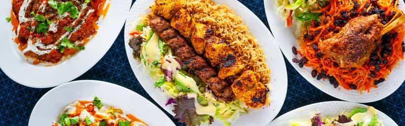 Afghan Kebob Cuisine