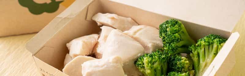 究極のブロッコリーと鶏胸肉 仙台泉中央店 The ultimate broccoli & chicken breast Sendai Izumi-Chuo