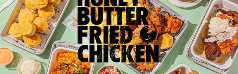 Honey Butter Fried Chicken All Day