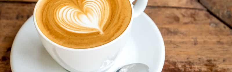 Coffee Cup on Randolph