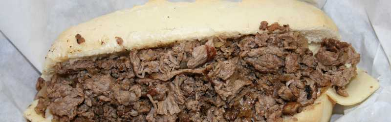 Big Daddy's Famous East Coast Cheese Steaks