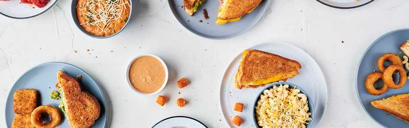 Grilled Cheese Society