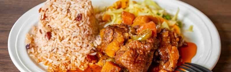 Yaad Food Jamaican restaurant
