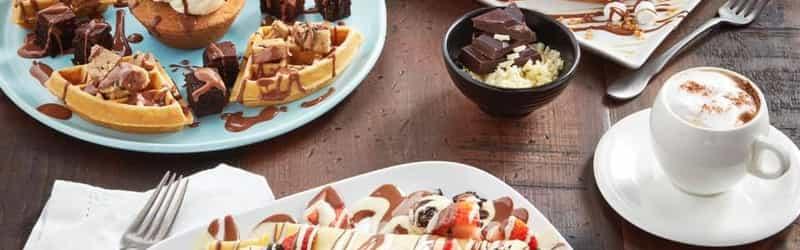 D Spot Dessert Cafe