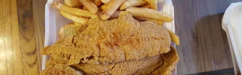 St. Louis Fish & Chicken Grill