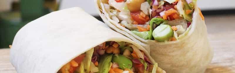 Toss Salads & Wraps