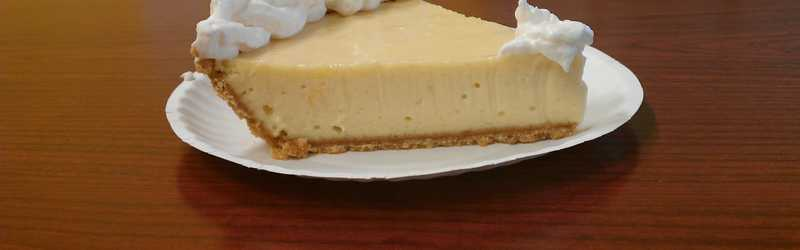 Sweet Delights Key Lime Pies