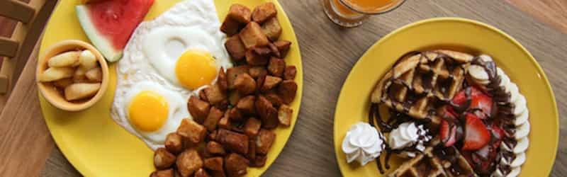 Déjeuner Eggstyle