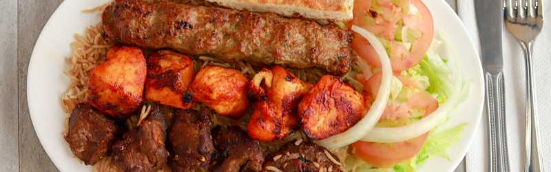 Halal Gyro Express & Kebabs
