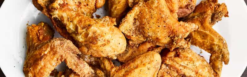 375º Chicken 'N Fries