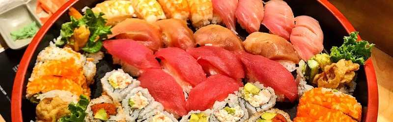 Sumo Sushi Boat