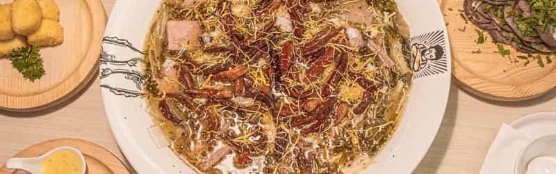 Buerjia Chinese Sauerkraut Fish