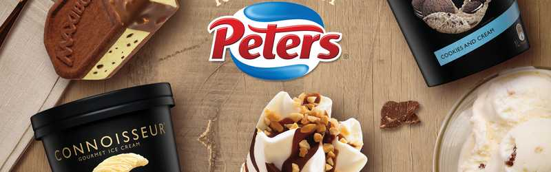 Ice Cream by Peters x United Petroleum