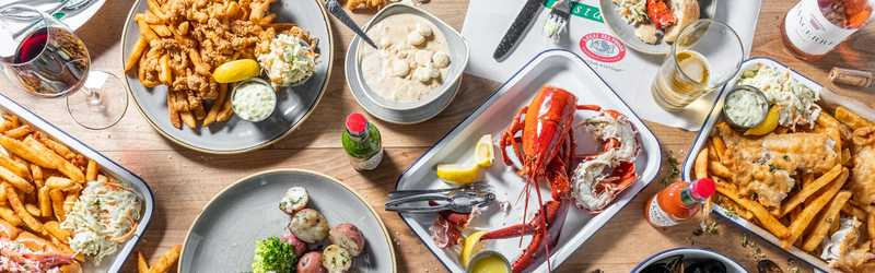 Legal Sea Foods & C Bar