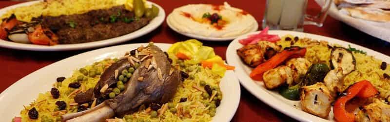 Ali Baba's Middle Eastern Cuisine