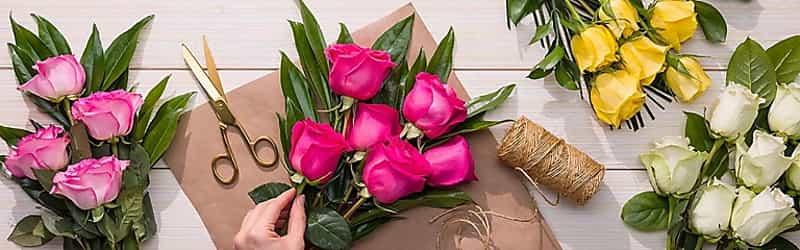 Safeway Albertsons Flower Shop