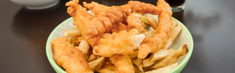 Al & Jan's Fish & Chips