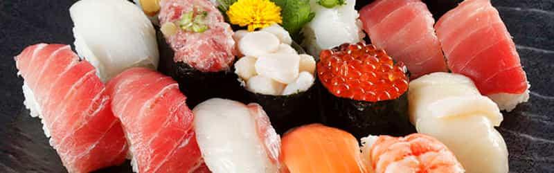 California Roll & Sushi