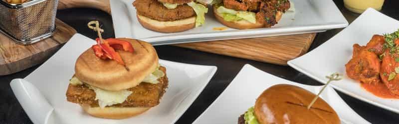 Indie-licious Burger
