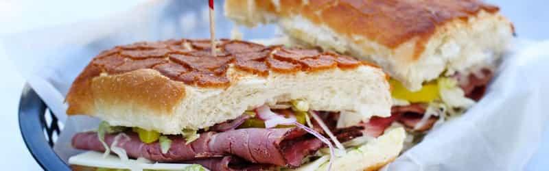 The Sandwich Spot