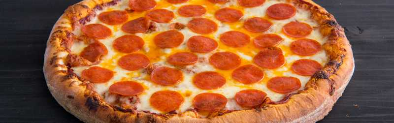 Thick N' Tasty Pizza
