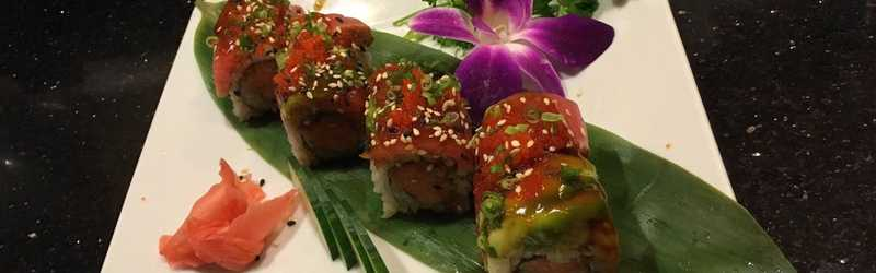 Mizu Teppanyaki & Sushi