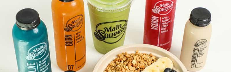 Main Squeeze Juice Co.