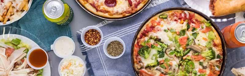 Corfu Pizza