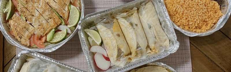 Los Almuerzos Mexicanos (Mexican Cuisine)