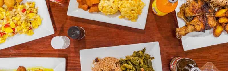 Yardy Real Jamaican Food