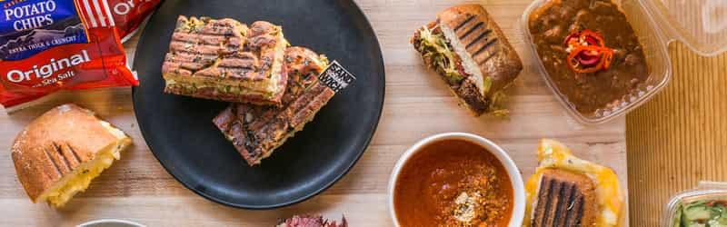 Square Sandwich